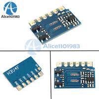 2PCS H3V4F 433Mhz Wireless Remote Control Receiver Module Low Power Consumption