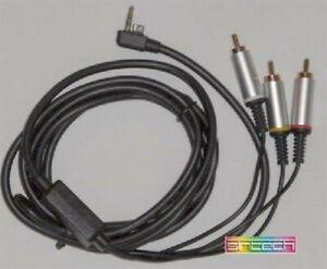 Sony PSP Slim (2000 & 3000 models) Composite AV cable