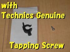 Technics SL-1200/1210 mk2/3/3D/4/mk5/6 Tonearm arm rest with screw BrandNew