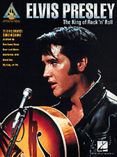 Elvis Presley The King Of Rock n Roll Learn to Play Guitar TAB Music Book