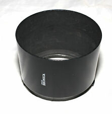 Genuine ZENZA BRONICA  Lens Hood for 105mm-250mm Zenzanon lens Original