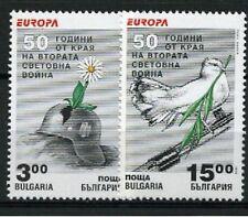 Europa cept 1995 Bulgarije 4151-4152 MNH cat waarde € 4,50