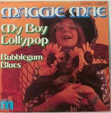 """MAGGIE MAE - MY BOY LOLLIPOP - BUBBLEGUM BLUES - 7"""" SINGLE (G80)"""