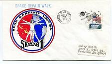 1973 SKYLAB 2 Bean Garriott Lousma SPACE REPAIR WALK Kennedy Center Savannah