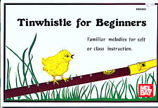 Tinwhistle For Beginners