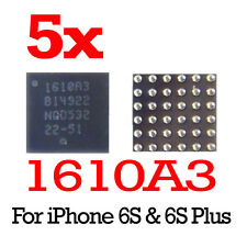 iPhone 6s 6s + Charger Charging Chip U2 IC 1610A3 for Motherboard Repair Lot 5