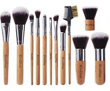 EmaxDesign 12 Pieces Makeup Brush Set Professional Bamboo Handle Premium Synt...