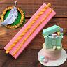 Diy Long Rope Fondant Silicone SugarCraft Cake Decorating Baking Mat Mould Tools