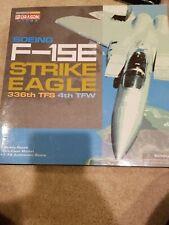 VINTAGE Dragon Wings Series Boeing F-15E Strike Eagle 336th TFS 4TH TFW - 1/72