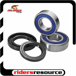 All Balls - 25-1351 - Ducati 916 ST4 00-05 Front Wheel Bearing and Seal Kit