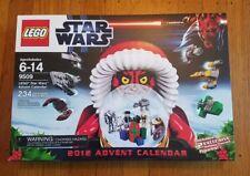 LEGO Star Wars Advent Calendar 2012 (9509) w/ 2 Exclusive Holiday Figures - NISB