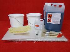Fibreglass Kit 10m² Coverage Glass Fibre Repair 10 metres