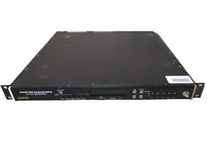 Evertz 5600MSC Master Clock/SPG Broadcast Quality Master Sync & Clock Generator