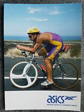 AK o.AG Wolfgang Dittrich GER Triathlon 3.Ironman 93 auf Hawai Rarität!