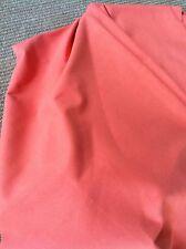 "Majilite Novasuede Fabric in Orange-50"" wide. 3 Yard cut- Medium  Weight-"