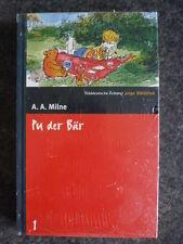 Pu  der Bär - A:A. Miline - Süddeutsche Zeitung - Junge Bibliothek