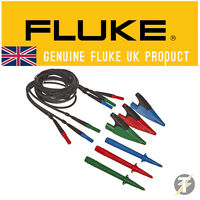 Fluke TL165X STD Test Lead Set for 1650 and 1660 Series Multifunction Testers