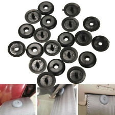 10pc Car Clips Seat Belt Stopper Buckle Holder Fasteners Stop Button For Ford AU
