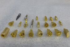 Replacement 22 Piece TIP SET For 30w Pyrography Wood Burning & Hobby Kit Acc