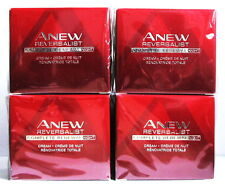 4 x AVON Anew Reversalist Complete Renewal Night Cream 50ml-1.7oz SET !!!