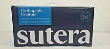 Sutera Dream Deep Orthopedic Memory Foam Pillow Cervical Contour Standard Nib
