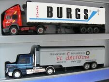 1/87 Herpa Auf Achse Edition 5 Folge 33-37 (1986) Iveco + Scania SZ 157155