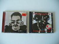 Therapy - 2 Alben - Internal Love, Born in a Crash, CD (Box 50)