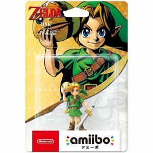 Nintendo Amiibo Link Majora'S Mask The legend series of Zelda