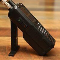 Desktop Stand for Uniden SDS100 Handheld Radio Scanner (SCANNER NOT INCLUDED)