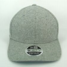 New Era Cap Men's Fashion Basic Jersey Grey Cotton 950 Snapback Hat - S/M