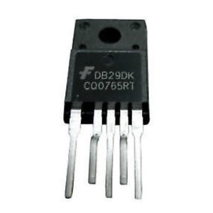 CQ0765RT POWER SWITCH 4.4A 5-PIN TO-220F FSCQ0765RT