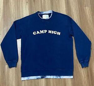 Camp High Collective Spy Dye Counselor Crew John Mayer