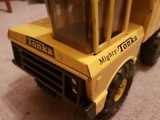 Replacement Cab Decals '65-'66 #2900 Mighty Dump Tonka Truck - Waterproof Vinyl