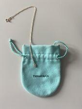 Tiffany&Co. Tiffany Elsa Peretti DBTY 0.03ct diamond necklace