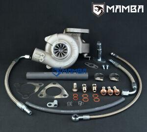 MAMBA GTX Turbocharger Mitsubishi 4D56T Pajero Delica Race TD04-15T + 3 bolt Hsg
