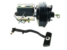 """9"""" Power Brake Booster Conversion Kit for Ford Mustang 1967-70 Disc Drum Brakes"""