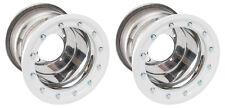 TRX 450r 400ex 300ex  Rear Wheels  Beadlock  8x8 3+5 4/110  Alba Racing  PW