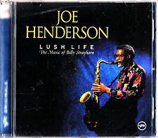 JOE HENDERSON: Lush Life (The Music Of Billy Strayhorn) 2005 CD- Wynton Marsalis