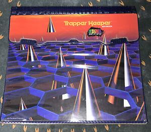 Vintage Mead Trapper Keeper Notebook Designer Series 1993 with Vintage Folders
