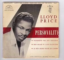 EP 45 TOURS LLOYD PRICE PERSONALITY ABC 45 90 858 PARAMOUNT en 1962 BIEM