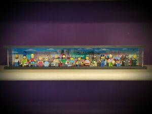 Teca LEGO Minifigures Simpson