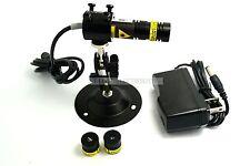 830nm 200mw IR Laser Dot/Line/Cross Diode Module 16x68mm with Adapter & Heatsink