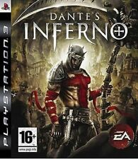 Solo disco DANTE'S INFERNO (PS3) #G45