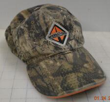 Mossy Oak Pliler International Truck Adjustable Strapback Trucker Cap Hat