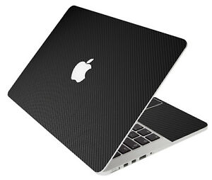 LidStyles Carbon Fiber Laptop Skin Protector Decal MacBook Pro 13 A1278