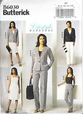 Butterick Adult's Mixed Lot Sewing Patterns