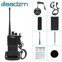 Leadzm LE-C2 Two Way Ham Radio UHF 400-470MHz Walkie Talkie