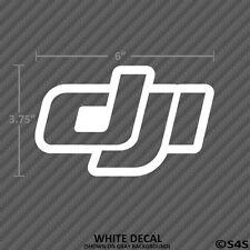 DJI Logo Phantom Vinyl Decal Drone Quad Copter Inspire FPV Phantom 3