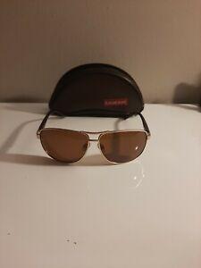Vintage Foster Grant Sunglasses KMO114 Desdemona Polarized With Case