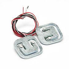 2pcs 50kg 110lb Half-bridge Weight Sensor Load Cell Strain Gauge f Arduino Good